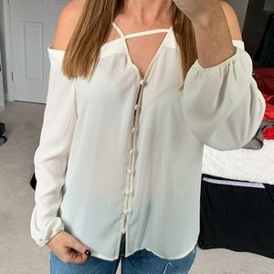 NWOT express blouse